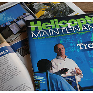 Helicopter Maintenance Magazine